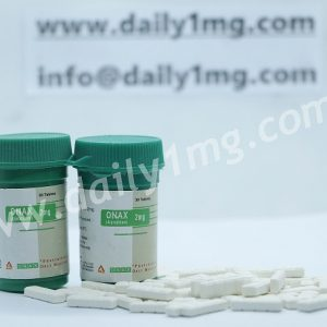 Alprazolam 2mg Onax by Safe Pharma Pvt 1 Pill