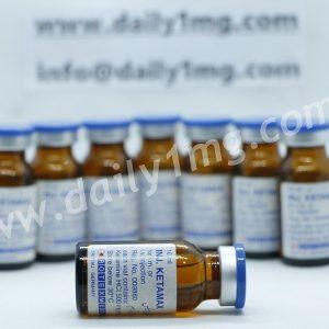 Ketamax Hcl Ketamine Vial by Haji Medicine 1 Vial