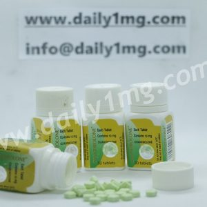 Oxandrolone Anavar 10mg La Pharma 30 Tablets 1 Bottle