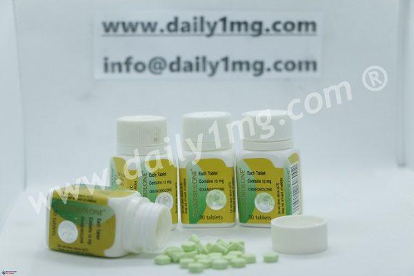 Oxandrolone Anavar 10mg La Pharma 30 Tablets 1 Bottle