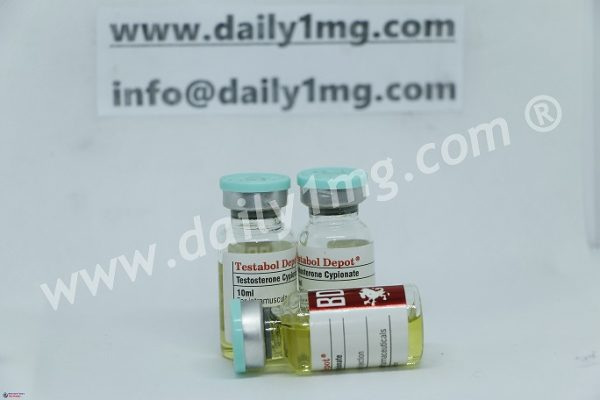 Testosterone Cypionate testabol depot 200 british dragon 10 ml Vial