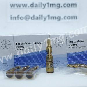 Testoviron Depot 250mg1ml by bayer 1 Amp