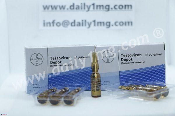 Testoviron Depot 250mg1ml by bayer 1 Amp
